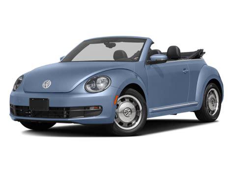 new volkswagen convertible new 2016 volkswagen beetle convertible prices nadaguides
