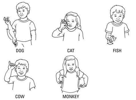 Baby Signs A Baby Speaking With Sign Language Board Book 57 best images about sign language charts on