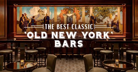 Top Bars In Downtown Chicago Classic New York Bars Fancy Bars In New York City