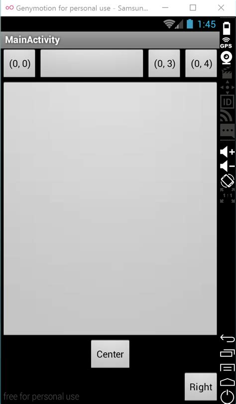 android layout center horizontal android quản l 253 layout phở code