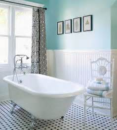 Bathroom Black And White Ideas 35 Vintage Black And White Bathroom Tile Ideas And Pictures
