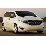 All New Nissan Quest Teased Minivan To Debut In 2011