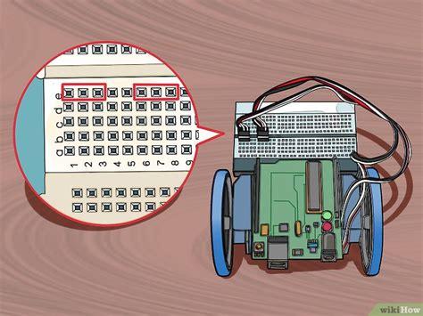 cara membuat robot wikihow cara membuat sebuah robot di rumah wikihow