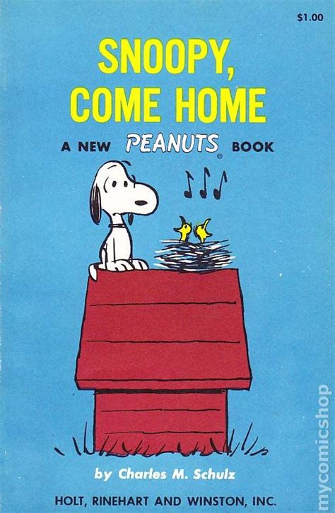 peanuts every sunday 1971 1975 books snoopy come home sc 1963 holt a new peanuts book comic