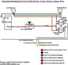 bosch  pin relay wiring diagram  doorbell symbols car   diagram electric cars
