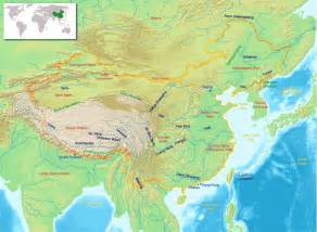 geography of map china geography map mapsof net