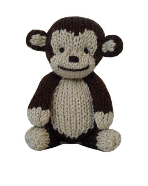Monkey By Knitables Knitting Pattern