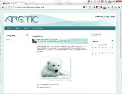 moodle theme shaun daubney 4 new themes for moodle 2 0 moodle news