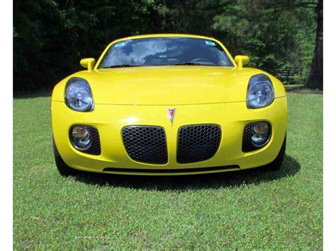 Pontiac Solstice Coupe Pictures