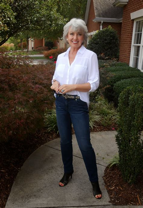 a well dressed 50 year old woman fifty not frumpy lessons learned