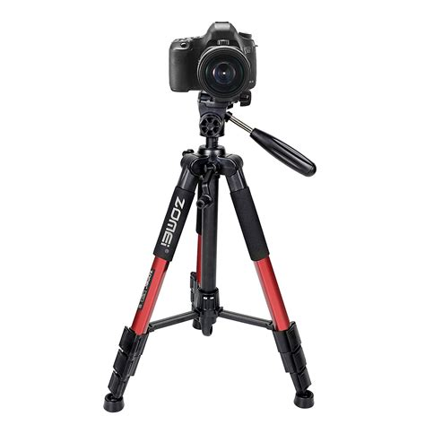 zomei q111 professional photography equipment tripod for dslr canon nikon sony 6924073380422 ebay