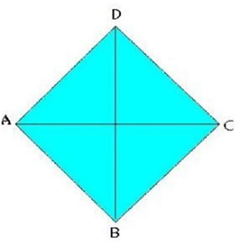 figuras geometricas un rombo rombo ecured