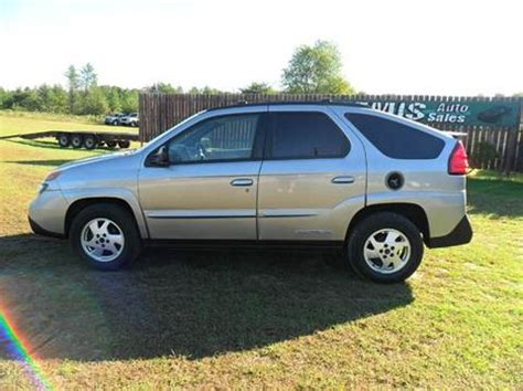 2003 Pontiac Aztek For Sale by Pontiac Aztek For Sale Wisconsin Carsforsale