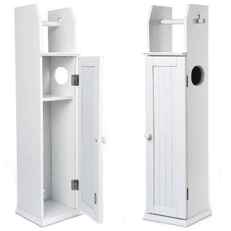 bathroom standing cabinets free standing bathroom cabinet ebay