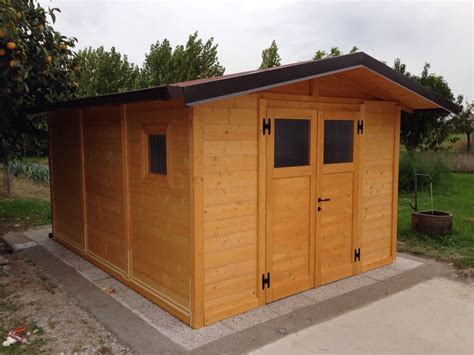 casetta in legno con bagno casette da giardino in legno su misura edil legno