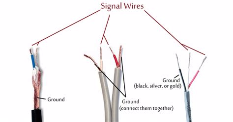 1 8 stereo wiring diagram wiring diagram with