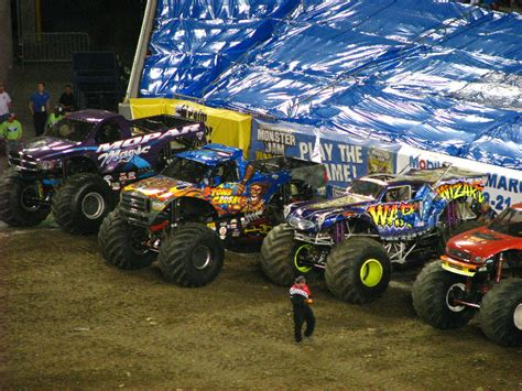florida monster truck show monster jam raymond james stadium ta fl 054