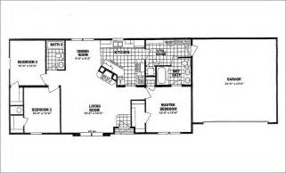 Garage Homes Floor Plans mobile home floor plans with garage mobile homes ideas