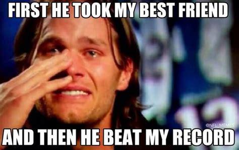 Tom Brady Peyton Manning Meme - nfl memes on twitter quot tom brady thoughts on peyton
