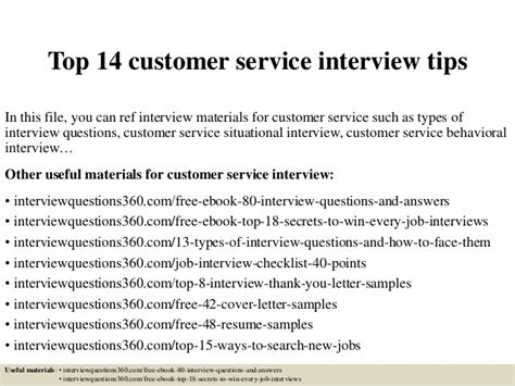 service tips top 14 customer service tips