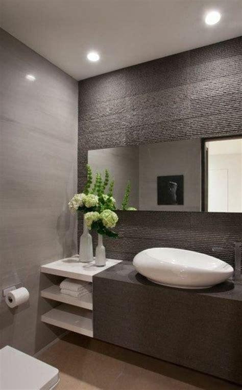 bagni grigi bagni moderni grigi top bagno moderno lungo e stretto a