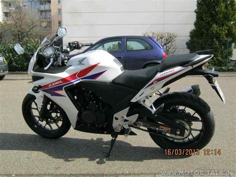 Motorrad F Hrerschein Online Test by 2 Honda Cbr 500 R F 252 Hrerschein Mit 21 Biker Treff