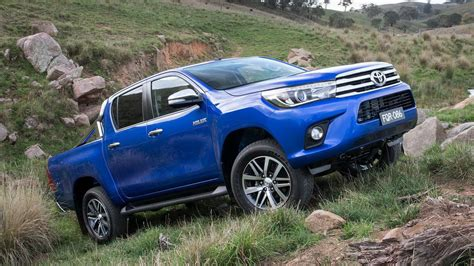 New Toyota Hillux 2017 Toyota Hilux Carsfeatured