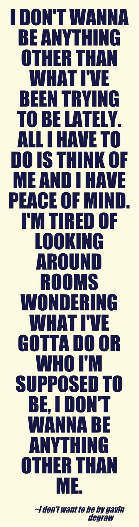 meaning of themes in music i don t take my clothes off in my videos by gavin degraw