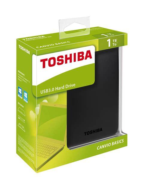 Hdd Ext Toshiba Canvio 1tb disco duro ext 1tb 3 0 2 0 toshiba canvio basics