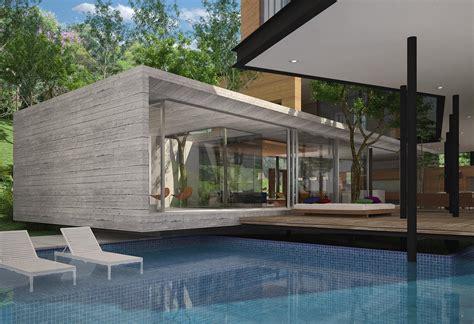 Planta Casas galeria de casa boratto fgmf arquitetos 2