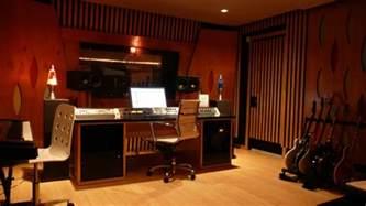 moderne beleuchtung f 252 r tonstudio und musikraum