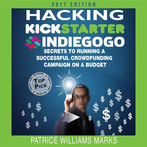 Audiobook Giveaway - audiobook giveaway 20 winners hacking kickstarter indiegogo secrets to running