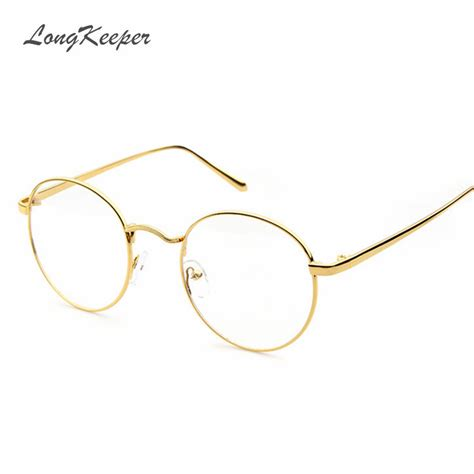 popular gold glasses frames buy cheap gold glasses frames