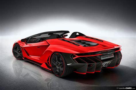 A virtual look at the Lamborghini Centenario Roadster.2016