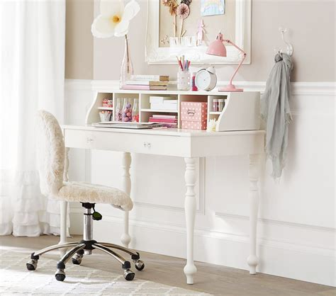 white desk for girls room interesting ideas for comfortable desks with white wooden