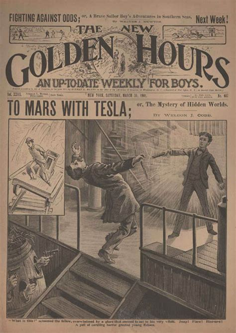 Tesla Mars Above To Mars With Tesla Or The Mystery Of