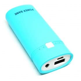 Exchangeable Cell Power Bank For 2pcs 18650 Limited taffware power bank diy untuk 2pcs 18650 blue