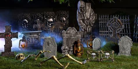 graveyard decoration ideas tombstones cemetery decorations city
