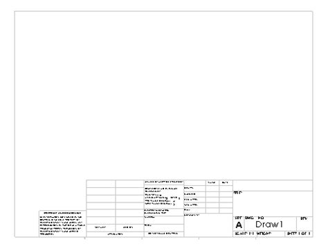2013 Solidworks Help Templates Solidworks Drawing Template