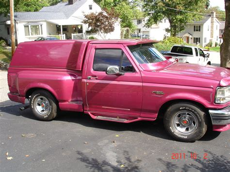 Ford Flareside by 1993 Ford F 150 Flareside Show Truck Autos Post