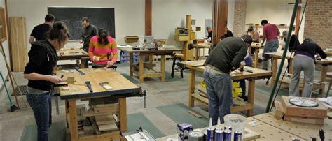 Woodworking Furniture Design Classes