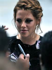 launtner hair tutoorial celebrity kristen stewart hairstyles in summer 2012