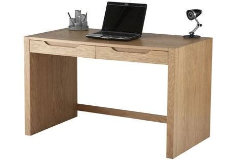 Contemporary Home Office Desks Uk Alphason Butler Oak Home Office Desk Solid Oak With Veneers 2 Drawers Sofa And Home