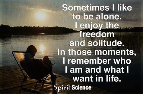 8 Reasons Why I Like Living Alone by Sometimes I Like To Be Alone I Enjoy The Freedom And