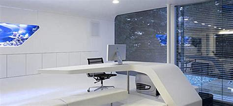 high tech home office warp into the future with this high tech mac home office