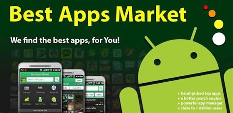 best android market app best apps market free apps android