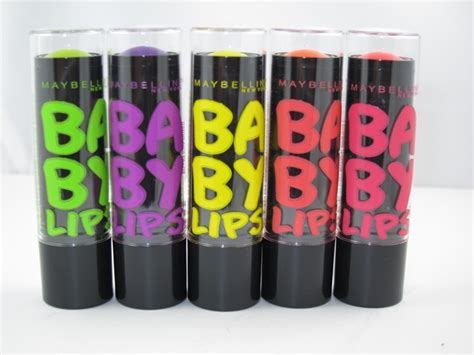 Maybelline Newyork Baby Glow Balm image gallery new baby colors