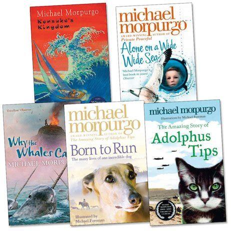 michael morpurgo picture books michael morpurgo pack scholastic club