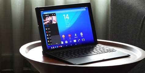 Tablet Sony Z4 sony xperia z4 tablet five things you need to