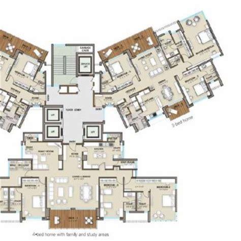 phoenix west ii floor plans phoenix one bangalore west 3 4 bhk apartment rajajinagar